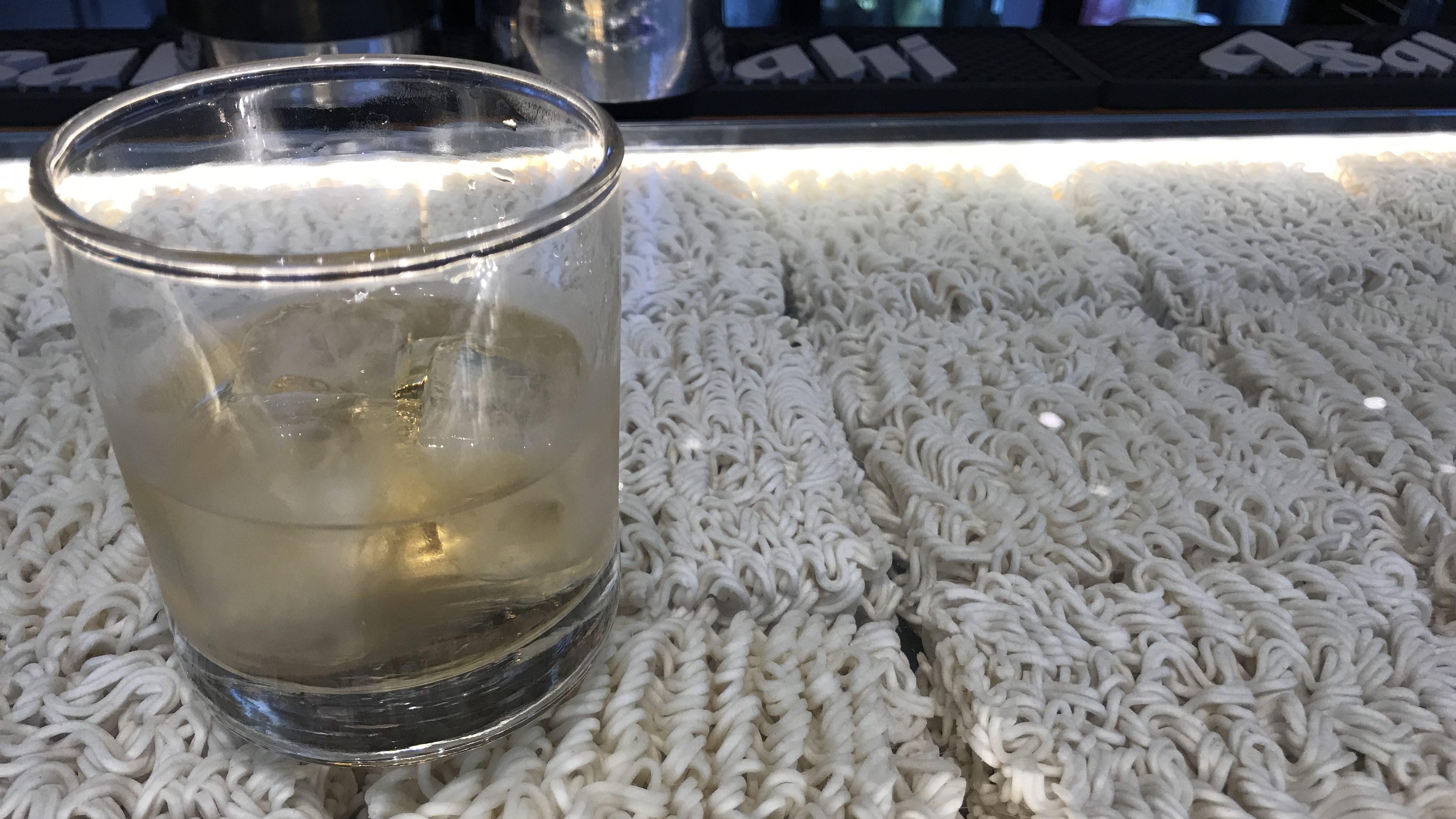 一風堂 ロンドン 梅酒