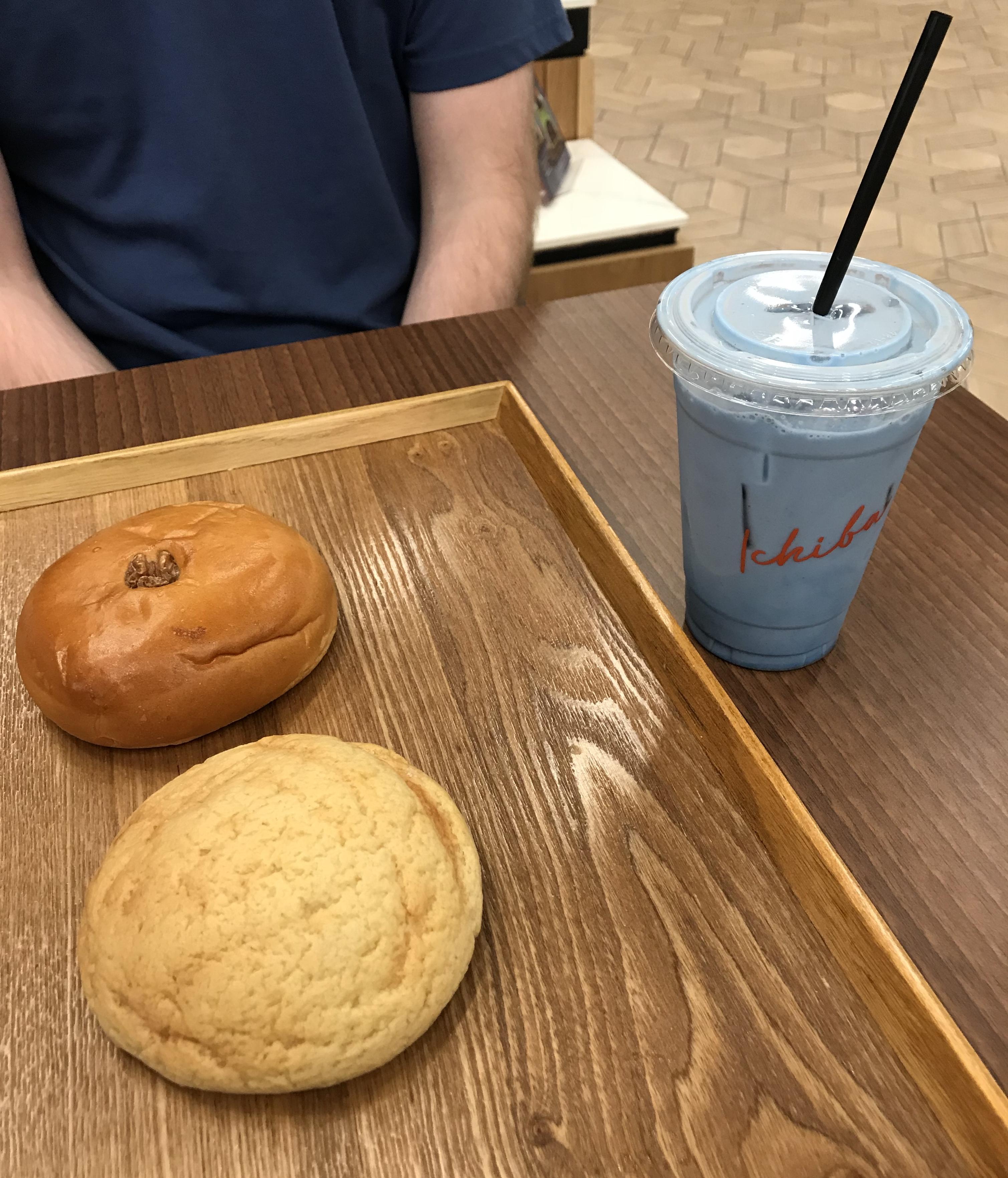 ichiba ロンドン パン屋
