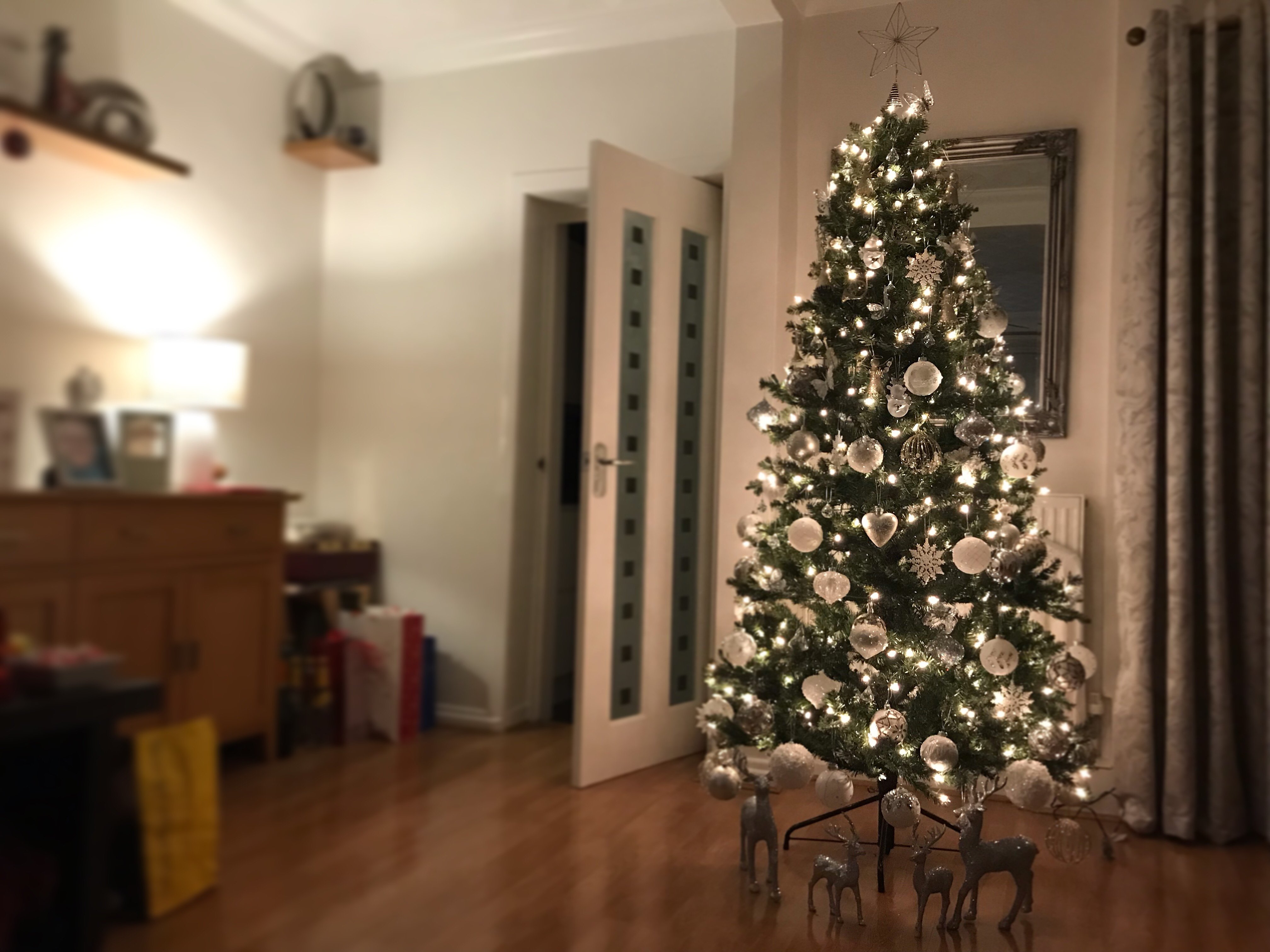 イギリス クリスマス クリスマスツリー