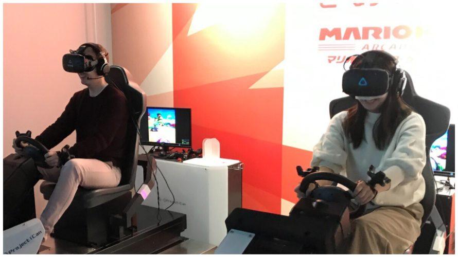 一時帰国① -VRで遊んできたよ-