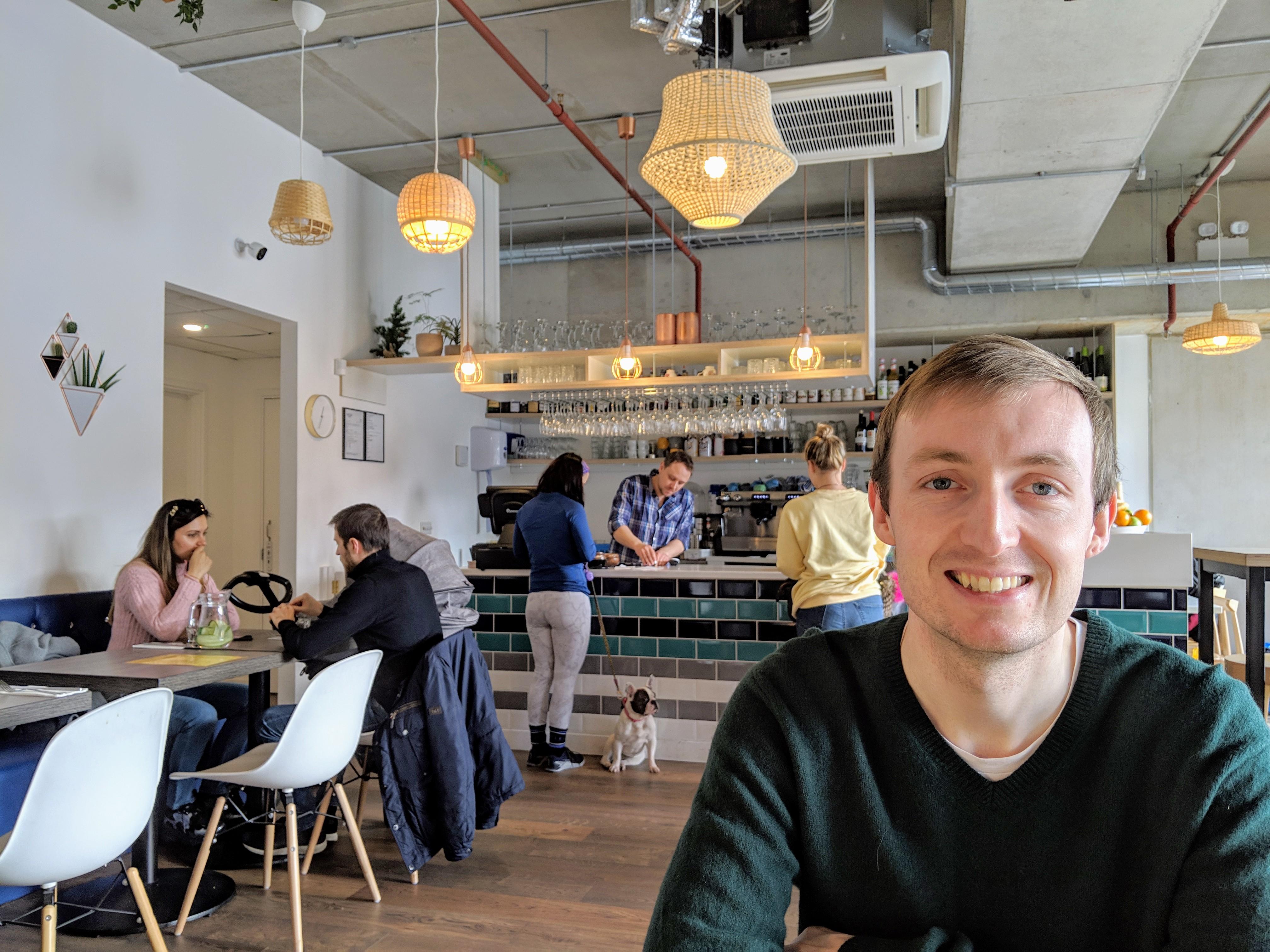 Tupi London レストラン イギリス